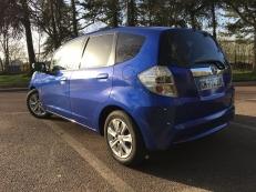 Honda Jazz Hybrid Luxury de 82 500 km
