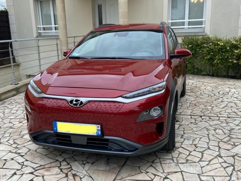 Hyundai Executive Kona 64 kWh 204 Cv haut de gamme toutes options 450 km WLTP