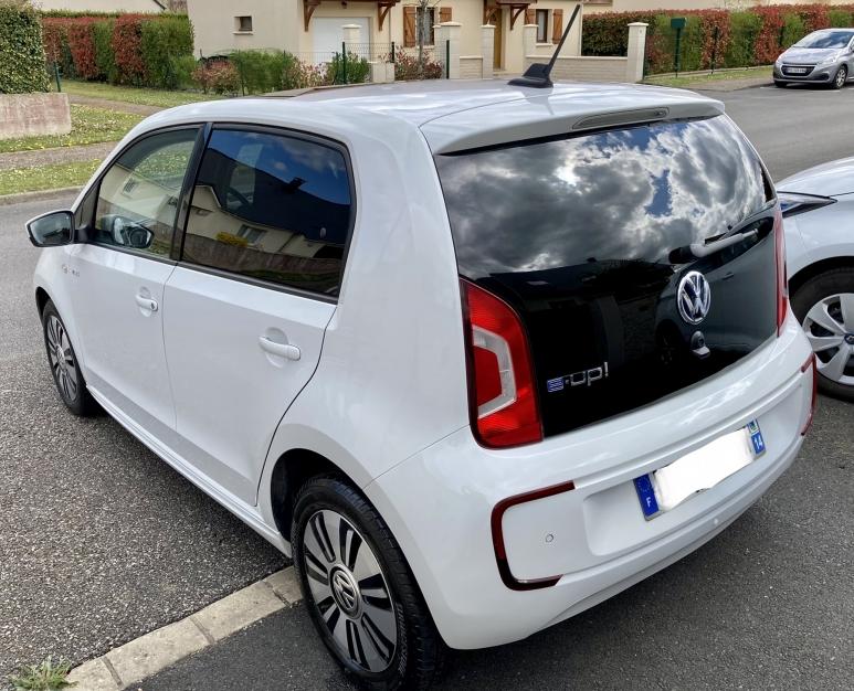 VW E-UP ELECTRIQUE