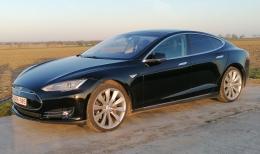 Tesla model S 85 Kw à vendre