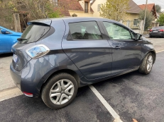 Renault Zoe Zen 2017 gris foncé