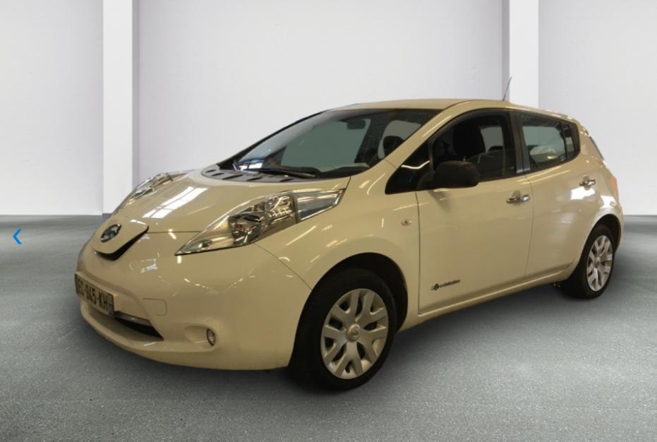 Nissan Leaf visia Flex 2016 109ch 50000km
