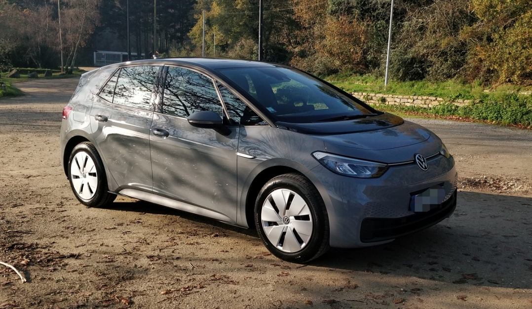 VW ID3 Pro performance 58kWh Life 204ps
