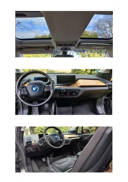 BMW i3 170ch 94Ah. Rex - intérieur cuir - toit ouvrant