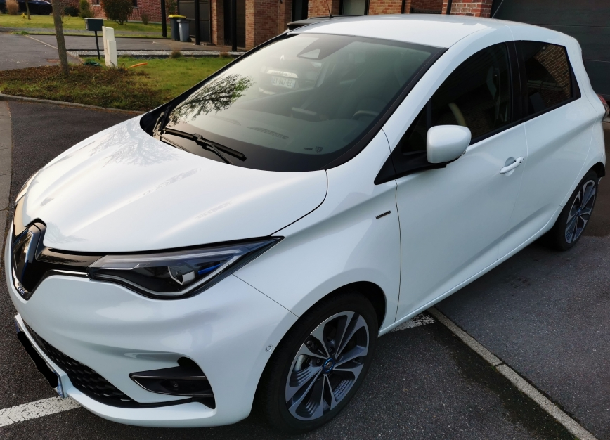 Renault Zoe 2020 R135 Edition One charge 50Kw sous location batterie