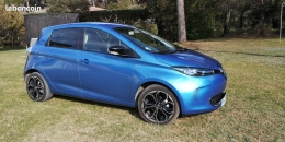 Renault Zoe R110 Iconic 41kWh, 28800 km , 11 900€