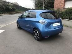 Renault Zoé Intens 2017 R90 bleu foudre à partir de 199€/mois - location de batterie incluse