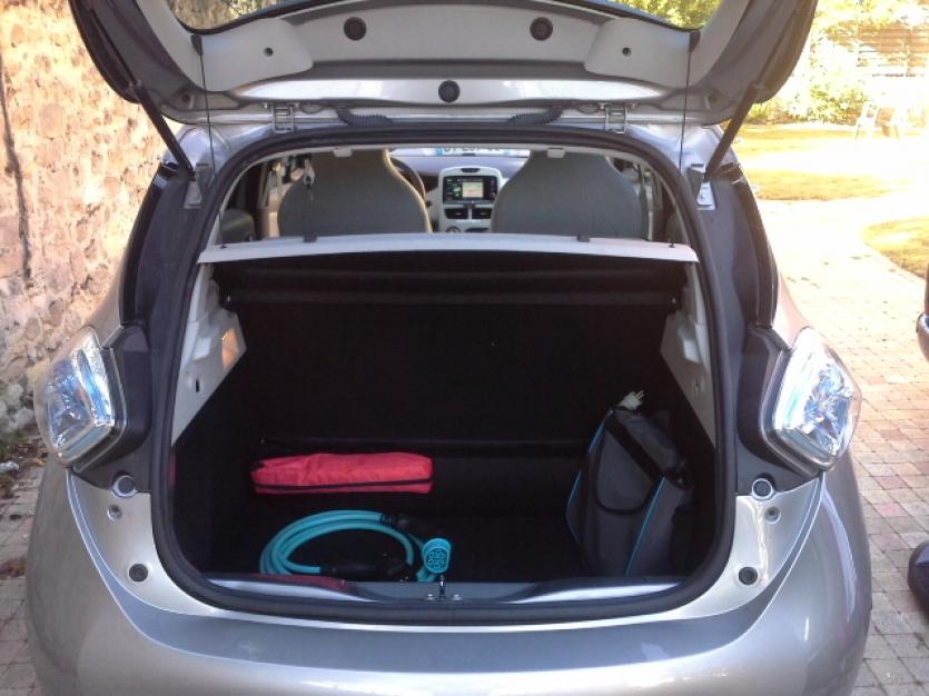 Renault Zoe Zen Q210 charge rapide 42kW