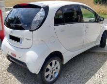 CITROEN C-Zero électrique 38000 kms - 2016 blanche