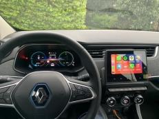 Zoe 395km autonomie Intens Batterie 52kwh incluse / chargeur 22kW