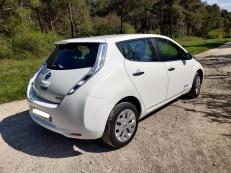 Nissan Leaf 24 KWh edition visia