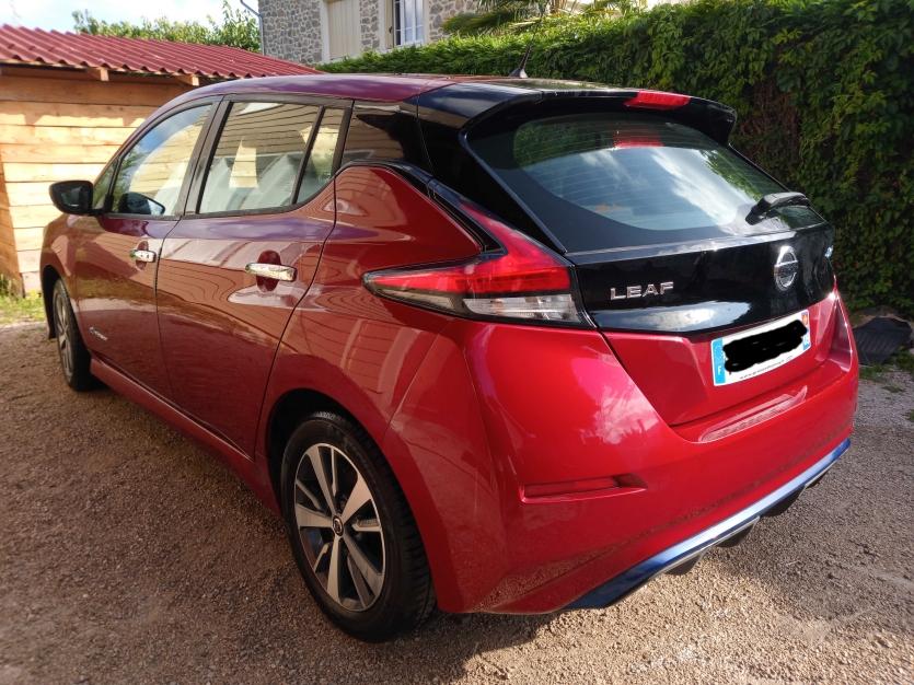 Nissan Leaf II 40kWh de 2019 ss garantie