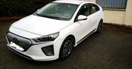 Hyundai ioniq 38kw