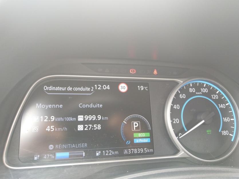 Nissan Leaf 2 40kWh