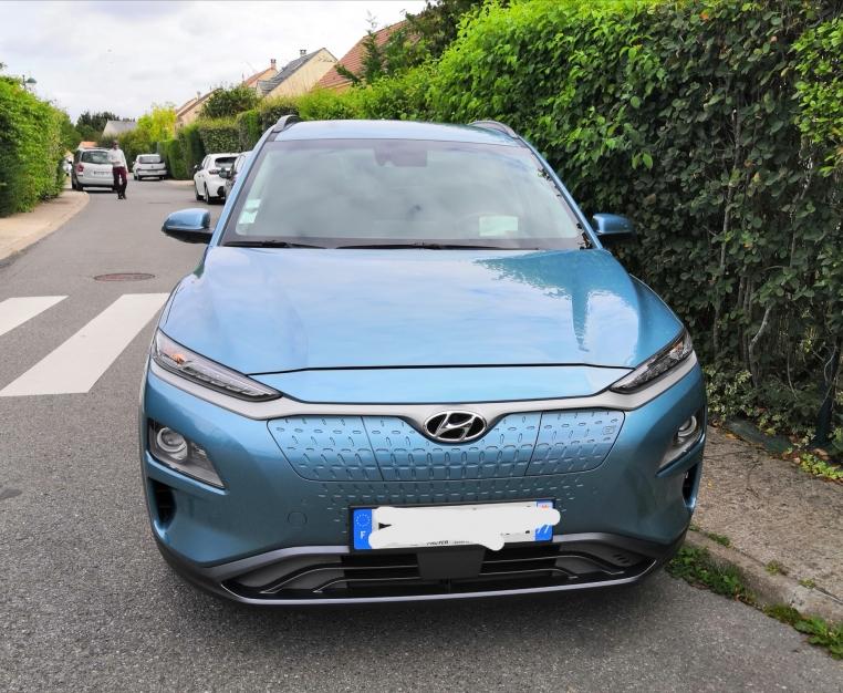 Hyundai kona electrique 64kw executive