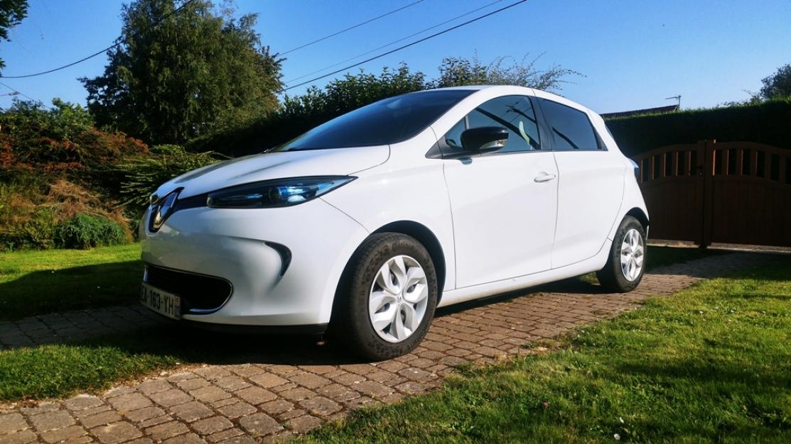 Renault ZOE Life 2016 - 46 000 km - TBE