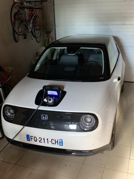 Honda E 136 cv 2020