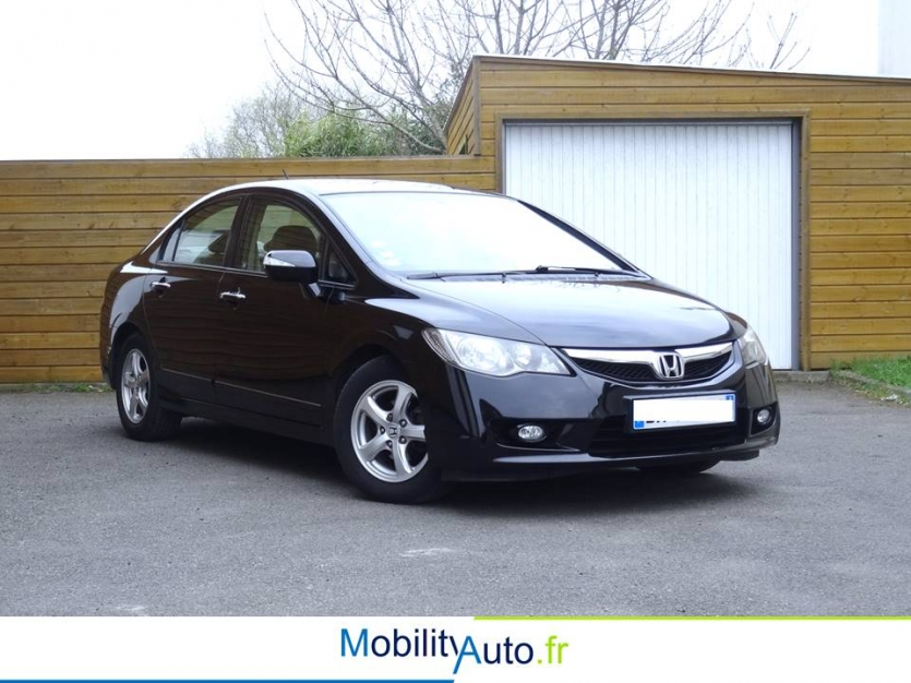 Honda Civic HYBRID IMA Cuir, Prime conversion ok