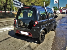 MIA C3 12 kWh 3 places Carbone