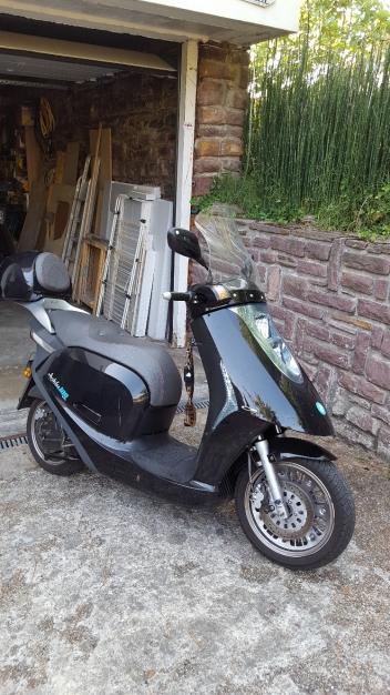 scooter eccity artelec 670 annee 2017