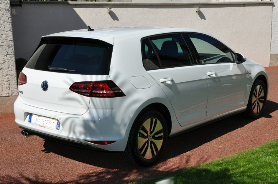 Golf GTE 1ère main
