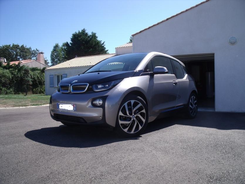 BMW I3 REX UrbanLife Lodge  Garantie constructeur