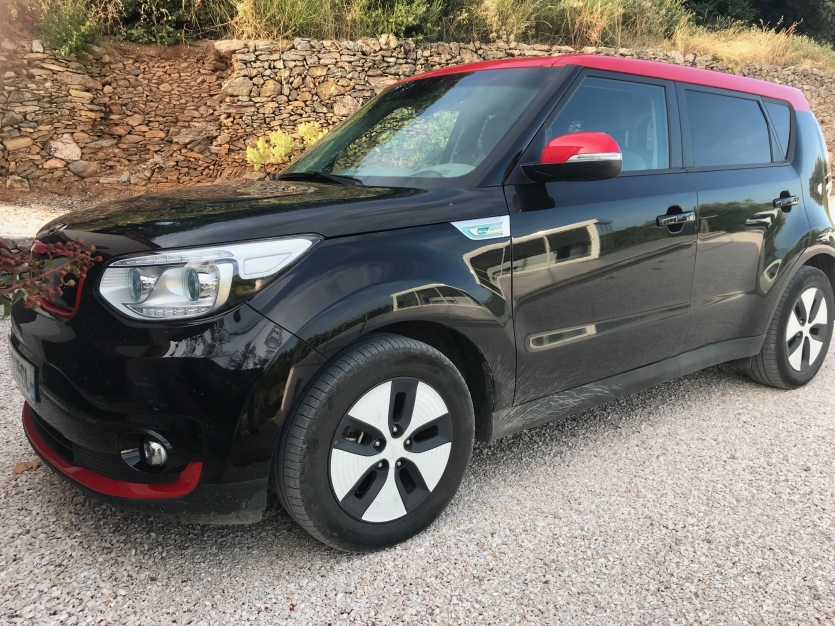 KIA SOUL EV ULTIMATE 110CV