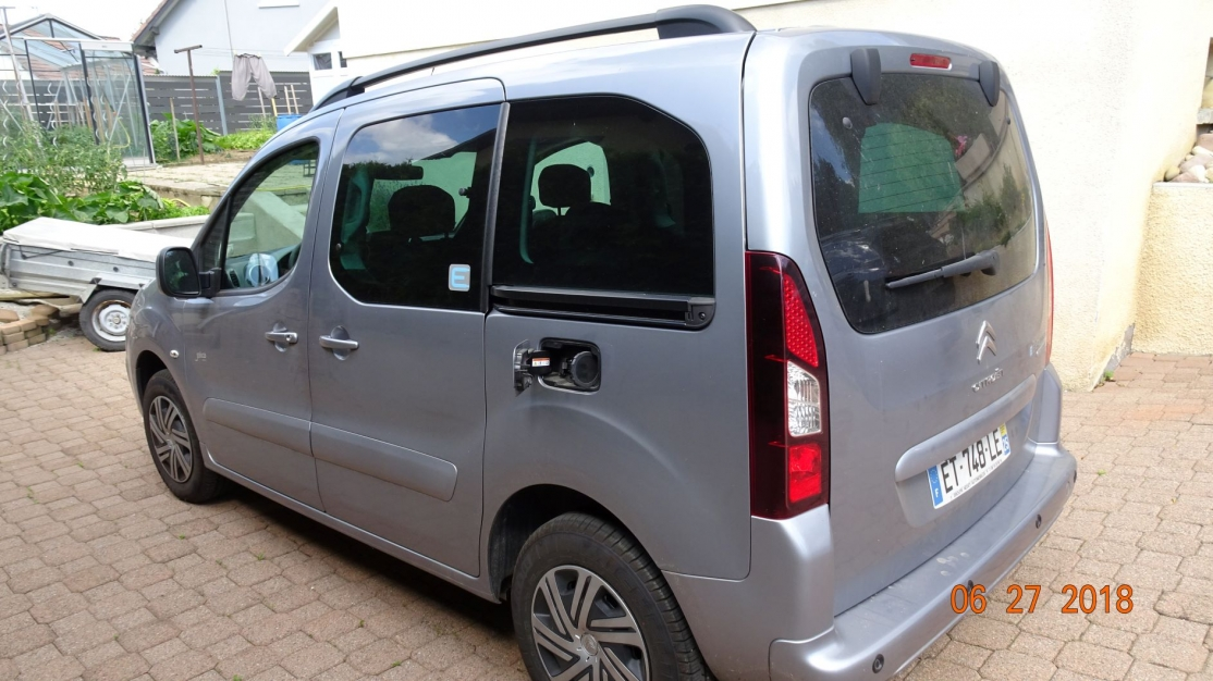 E-Berlingo Taille M finition Shine