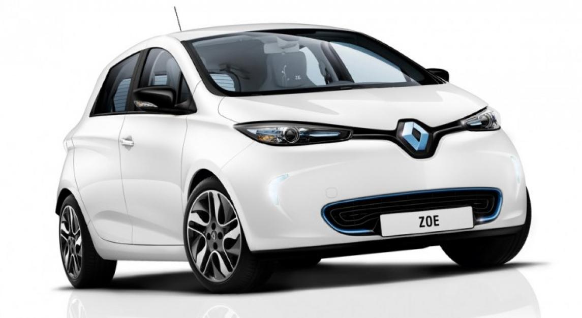 Nouvelle ZOE Intens R110 400km avec batterie 10km