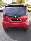 Peugeot Ion Rouge