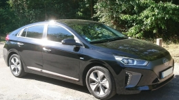 Hyundai Ioniq Executive 2018 100% Electric 8900 km