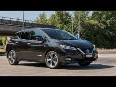 Nissan Leaf 2 40kw tekna propilot Park neuve