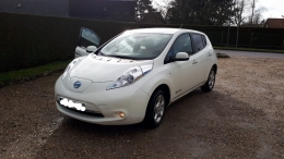LEAF - 109HP ACENTA 24KWH AUTO Batterie incluse