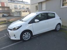 Toyota Yaris hybride 100 H Dynamic