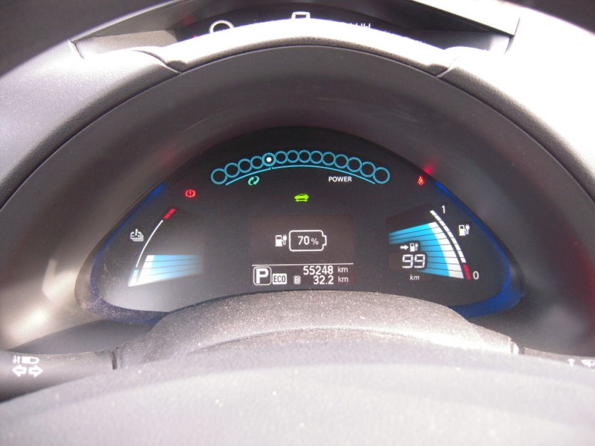 Nissan Leaf 24kw FLEX ACENTA Grise