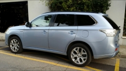 SUV MITSUBISHI HYBRIDE RECHARGEABLE OUTLANDER 2.01 200 PHEV4WD INSTYLE