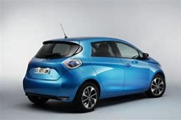Renault Zoé Intens 04/2017 comme neuve 3000 km