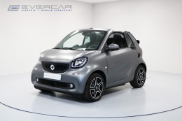 Smart ForTwo Electric drive Prime Cabrio ** GPS * Camera **