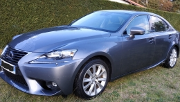LEXUS IS 300H PACK + Options