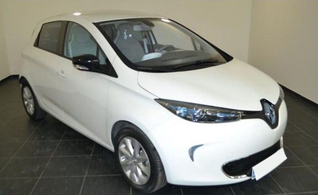 renault zoe zen en location longue dur e d s 148 mois batterie incluse. Black Bedroom Furniture Sets. Home Design Ideas