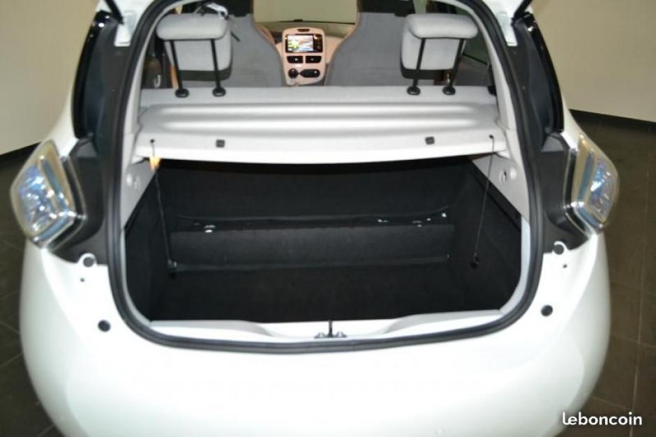 Renault ZOE Zen en Location Longue Durée dès 148€/mois batterie incluse