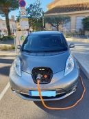 NISSAN Leaf Acenta avec chargeur CHADEMO