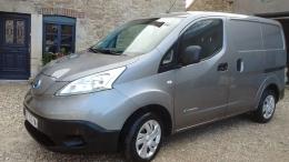Nissan E-NV 200 batterie comprise  2015  46 000 km  chargeur 7kW et Chademo en parfait état