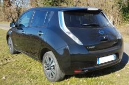 Nissan Leaf tekna 24 kw - batterie comprise