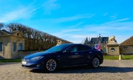 Tesla Model S90D de 2017 - ap2 - supercharge gratuite