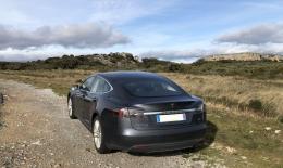 Tesla Model S 85 2016 Autopilot
