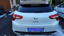 DS5 Hybrid 4 Sport Chic Blanc Nacré