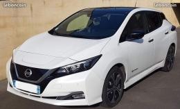 Nissan leaf 40 kwh n-connecta avec pro pilote