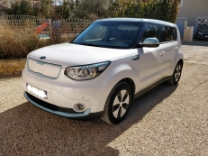 KIA SOUL EV 2014 ULTIMATE d'octobre 2014 69 000 km 14 500€