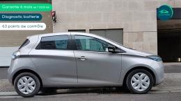 Renault ZOE Life 2015, charge rapide, 7200 km, 148€ / mois